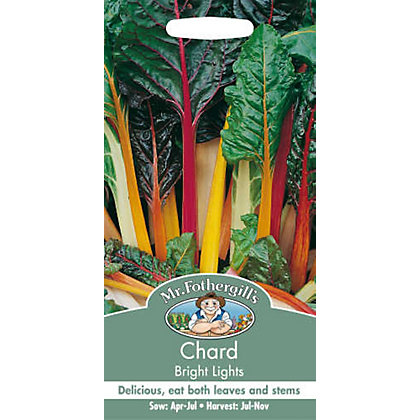 Image for Chard Bright Lights (Beta Vulgaris) Seeds from StoreName