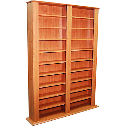 Maximus Pine CD and DVD Media Storage Unit.