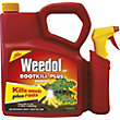 Weedol Gun! Rootkill Plus Ready To Use Weedkiller -  3L