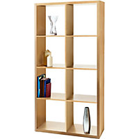 Shelving Unit  - Oak