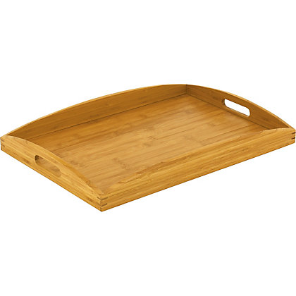 Image for Bamboo Rectangle Tray from StoreName