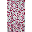 Oriental Blossom Shower Curtain - Multicoloured