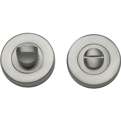 Image for Privacy Door Latch Set - Brushed Nickel from StoreName
