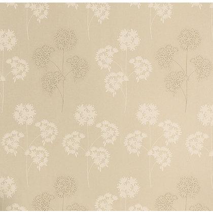 Image for Laura Ashley - Agapanthus - Linen - Wallpaper from StoreName