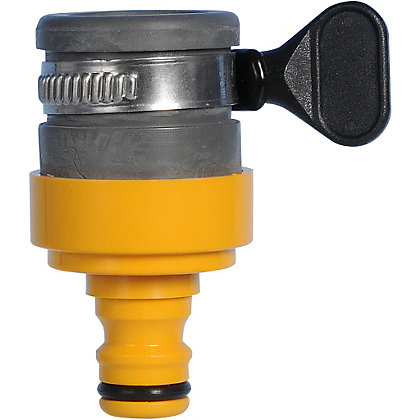 Image for Hozelock Round Garden Tap Connector from StoreName