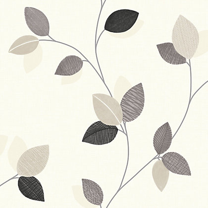 Image for Monaco Wallpaper - Taupe from StoreName