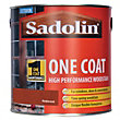 Sadolin Advanced One Coat Woodstain - Natural Redwood - 2.5L