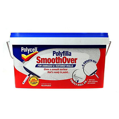 Image for Polycell Polyfilla Smoothover - 5L from StoreName