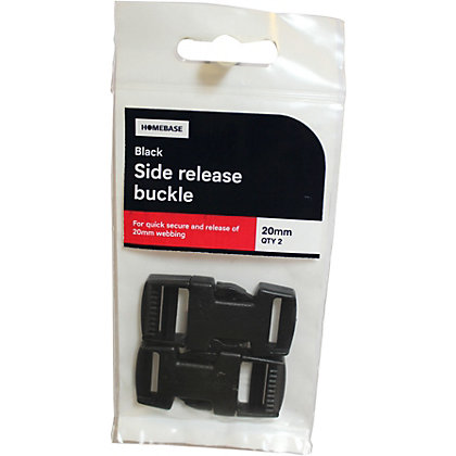 Image for Side Release Buckles - 20mm from StoreName
