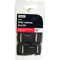 Side Release Buckles - 25mm