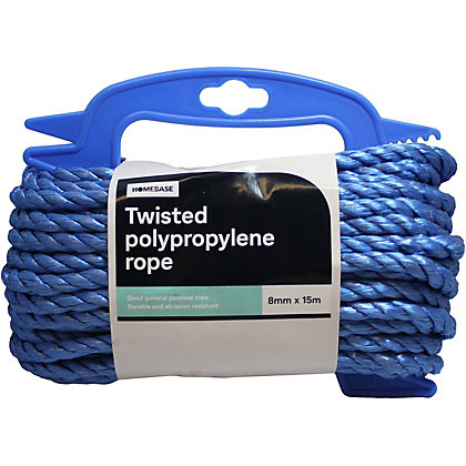 Image for Polypropylene Rope Blue Handireel - 0.8 X 1500cm from StoreName