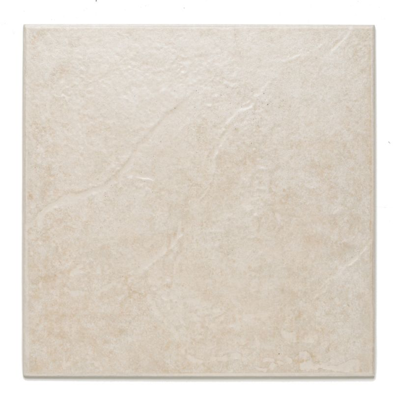 Cuba Floor Tile White – 330 x 330mm – 9 Pack