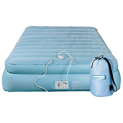 Image for AeroBed Raised Air Bed - Kingsize. from StoreName