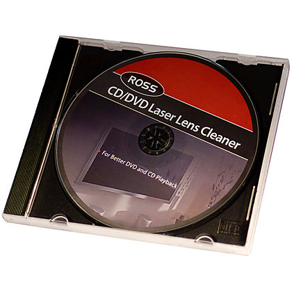 Image for Ross CD/DVD Laser Lens Cleaner from StoreName