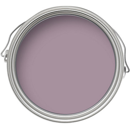 Image for Home of Colour Dusky Plum - Silk Emulsion Paint - 2.5L from StoreName