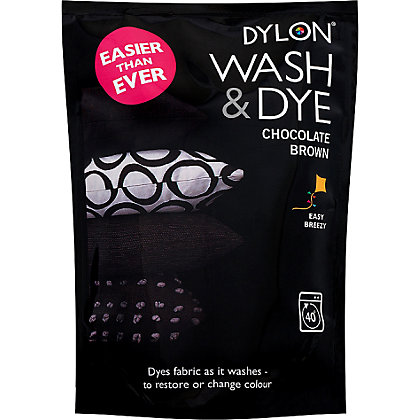 Image for Dylon Wash And Dye - Chocolate from StoreName
