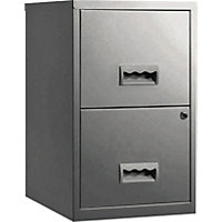 Pierre Henry 2 Drawer Filing Cabinet - S