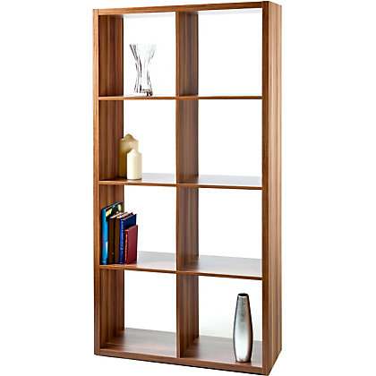 Image for Shelving Unit - Walnut from StoreName