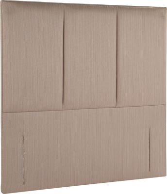 Image of Healthbeds Dominica Headboard Butterscotch - Double