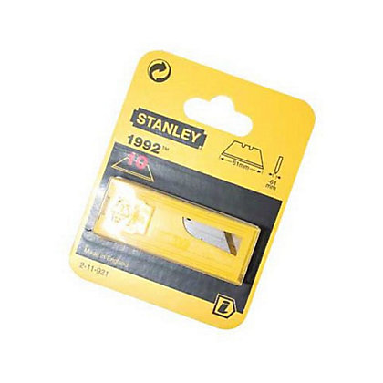 Image for Stanley Heavy Duty Knife Blades - 10 pack from StoreName