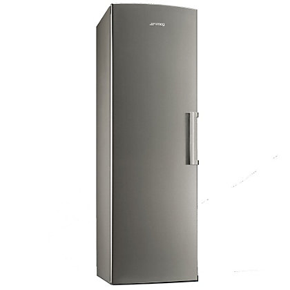 Image for Smeg UK26PXNF3 Freestanding Tall Freezer - Stainless Steel from StoreName