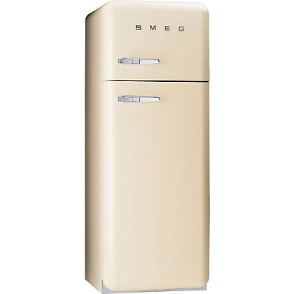 Image for Smeg FAB30RFC Right Hand Hinged Fridge Freezer - Cream from StoreName