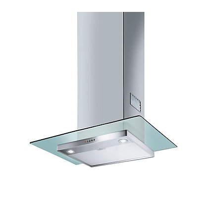 Image for Smeg KFV62DE Flat Chimney Hood - 60cm - Stainless Steel from StoreName