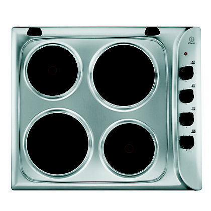 Image for Indesit PIM 604 IX GB Hob - Stainless Steel from StoreName