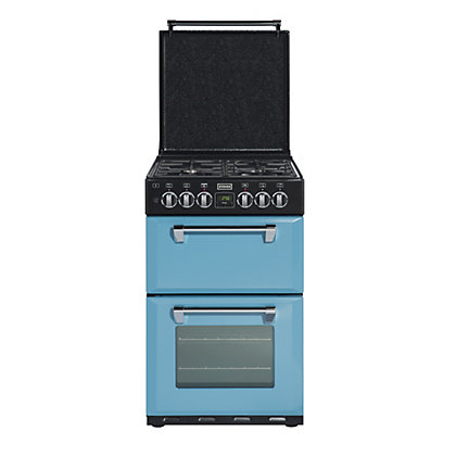 Image for Stoves Richmond 550DFW Dual Fuel Cooker - Days Break from StoreName