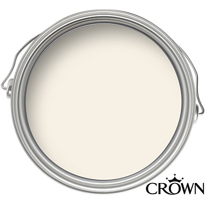 Image for Crown Breatheasy Winterbloom - Non Drip Satin Paint - 750ml from StoreName