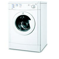 indesit idv75 tumble dryer vented white