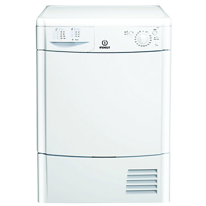 Image for Indesit IDC85 Tumble Dryer Condenser - White from StoreName