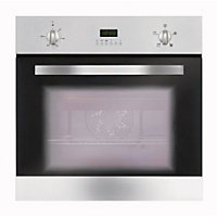 Matrix MS002SS A Rated Four Function Electric Fan Oven - Stainless Steel