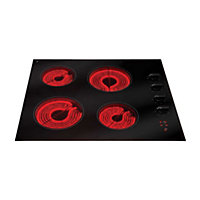 Matrix MHC001FR Four Zone Ceramic Hob Frameless