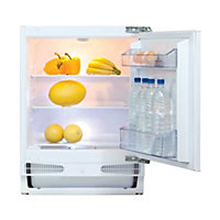 Matrix Integrated Under Counter Larder Fridge - MFU200 - 60cm