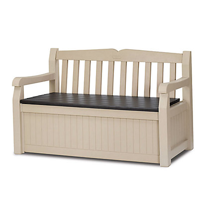 Image for Keter Eden Bench Box - 0.84 x 1.4 x 0.6m from StoreName