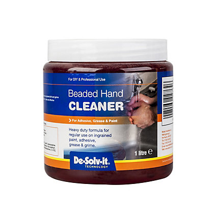 Image for De-Solv-it Beaded Hand Cleaner - 1L from StoreName