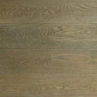 Sample Hatton Oak Solid Wood Oak Flooring - Dove Grey