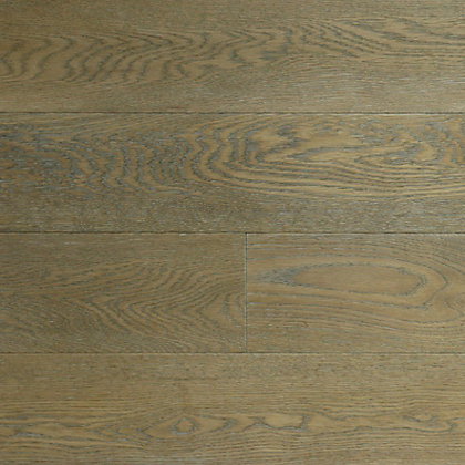 Image for Sample Hatton Oak Solid Wood Oak Flooring - Dove Grey from StoreName
