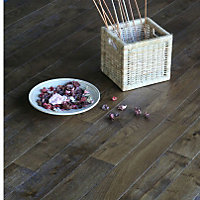 Sample Southern Oak Solid Wood Oak Flooring - Coffee