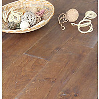 Sample Kempton Oak Solid Wood Oak Flooring - Antique Sie