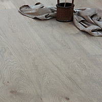 Sample Lambrook Engineered - Graphite Oak