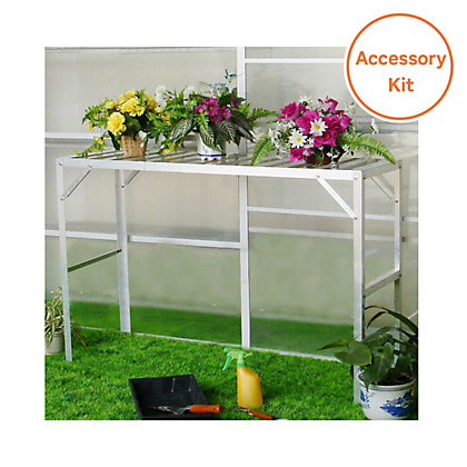 Image for Nison Greenhouse Accessory Pack - 4ft x 6ft from StoreName