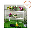Nison Greenhouse Accessory Pack - 6ft x 6ft