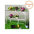 Nison Greenhouse Accessory Pack - 8ft x 6ft
