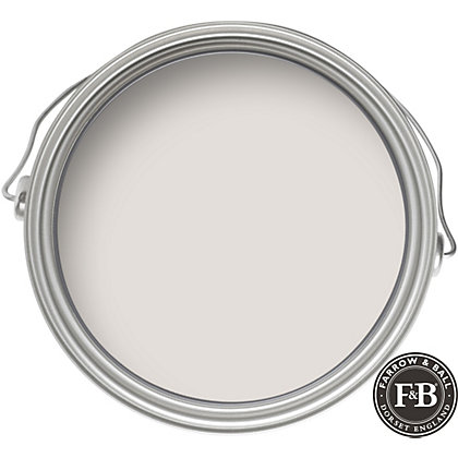 Image for Farrow & Ball Eco No.242 Pavilion Gray - Full Gloss Paint - 2.5L from StoreName