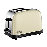Russell Hobbs - Colours - 2 Slice Toaster - Cream