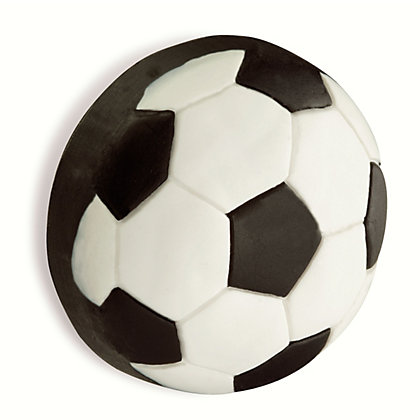 Image for Urfic Plastic Football Cabinet Handle from StoreName