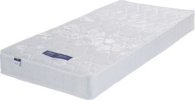 Image of Silentnight Daisy Miracoil 3 Micro quilt Mattress - Single
