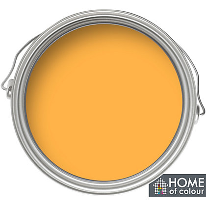 Image for Home of Colour Buttercup - Non Drip Gloss Paint - 750ml from StoreName